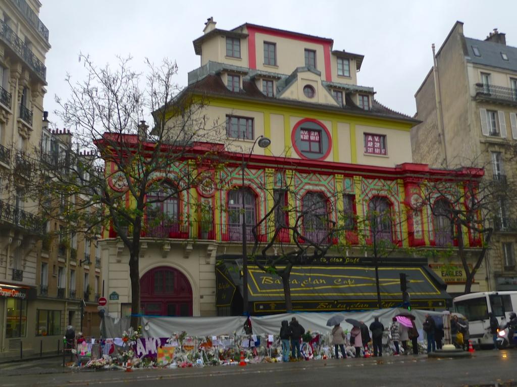 Boulevard Voltaire - Bataclan