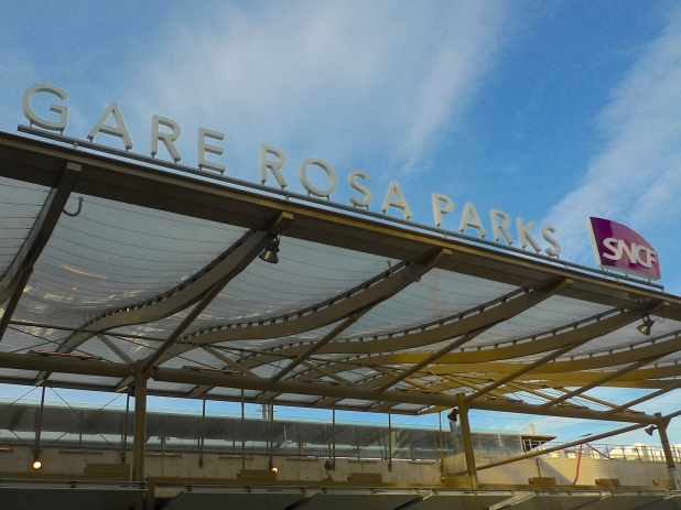 Gare Rosa Parks