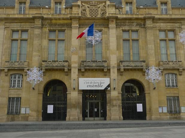 Saint-Denis - Marie