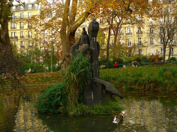Square des Batingolles