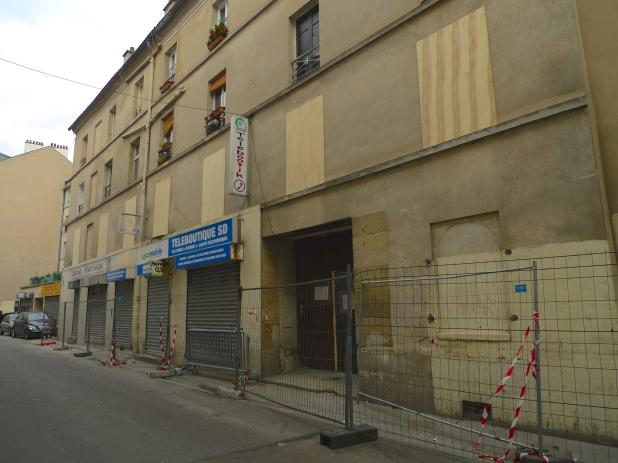 Saint-Denis - Rue du Corbillon