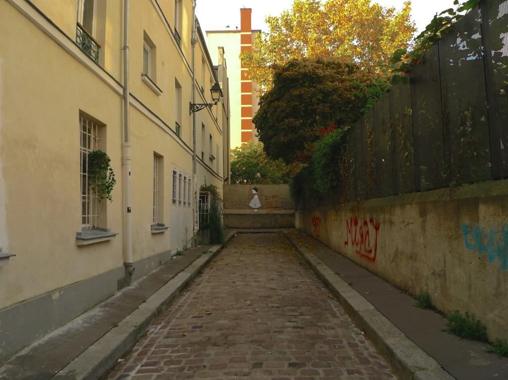 Passage D'Eupatoria - Ménilmontant