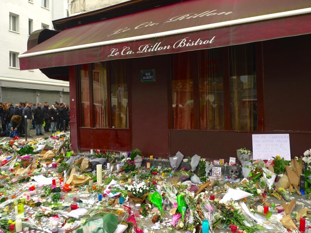 Rue Alibert - La Carillon