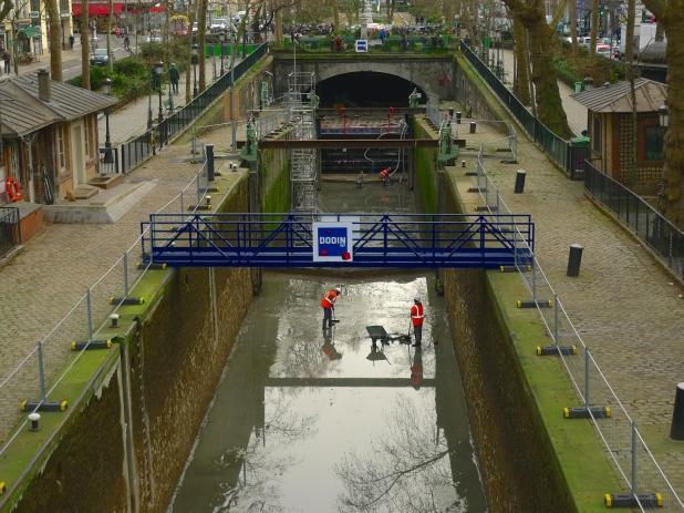Canal Saint-Martin - République