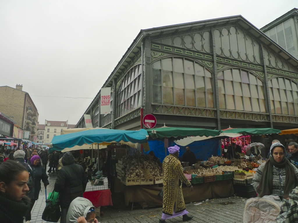 Marché de Saint-Denis