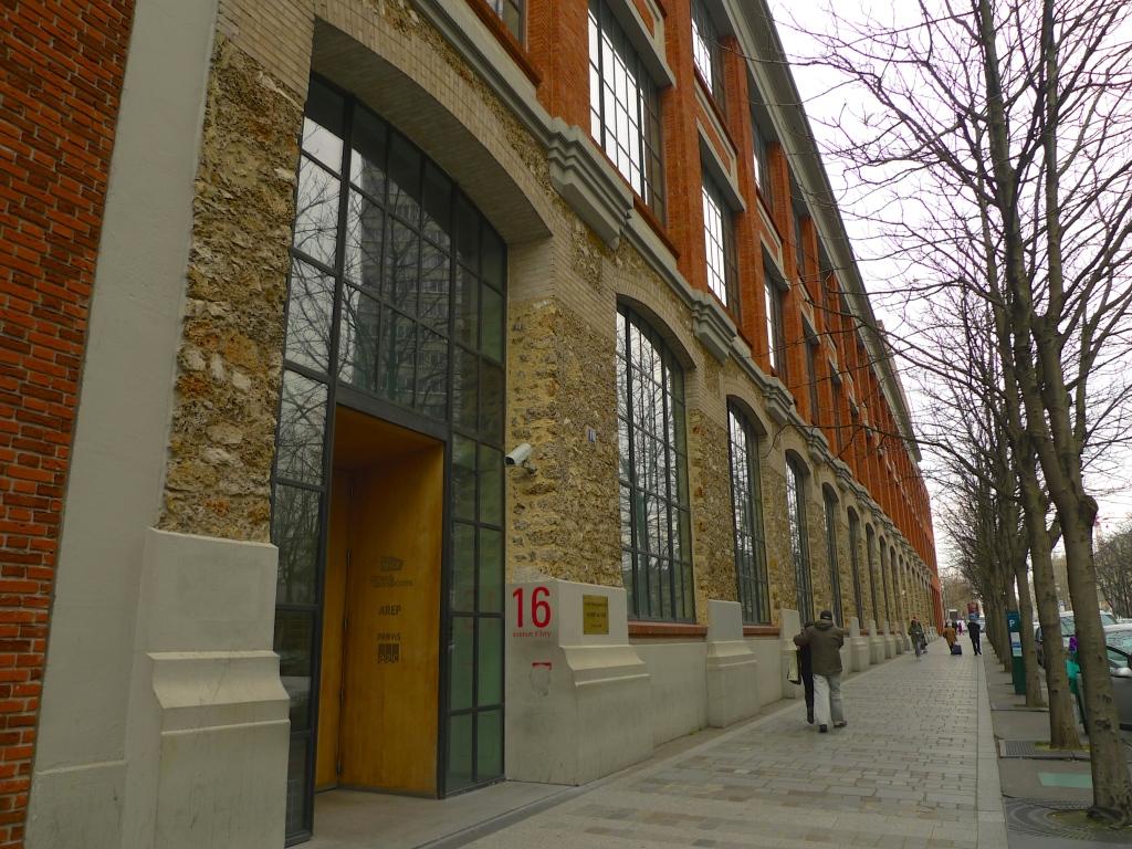 Avenue d'Ivry - Panhard & Levassor