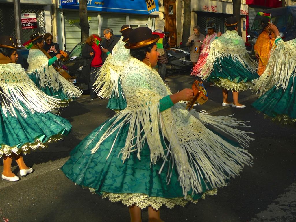 Carnaval de Paris 2016
