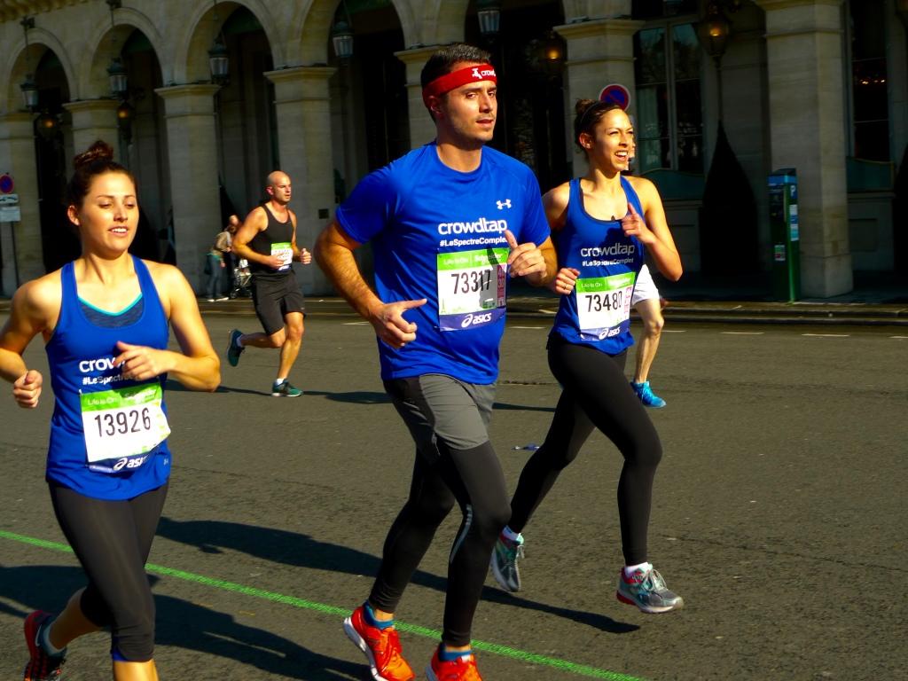 Paris Marathon 2016