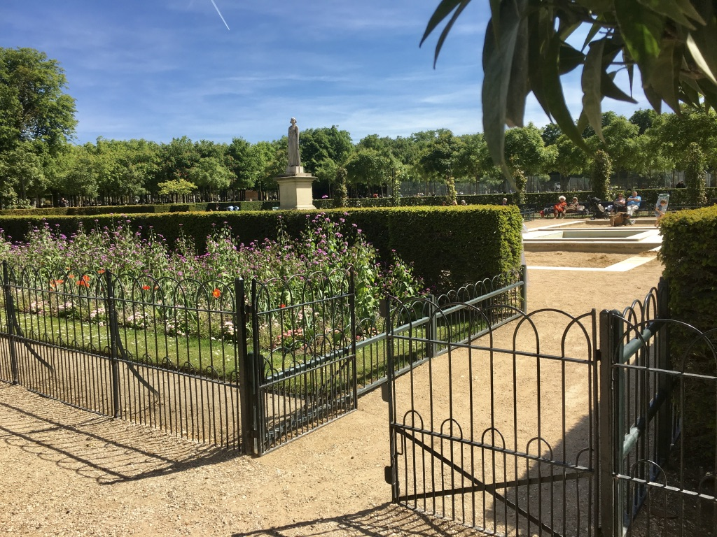 Jardin Du Luxembourg Soundlandscapes Blog # Table De Jardin Simply Market